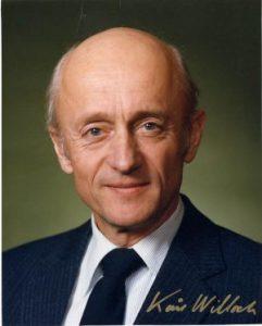 Kaare Willoch, Høyre, statsminister oktober 1981 - mai 1986