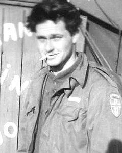 Eilif J. Ness, vaktsoldat 1952-53
