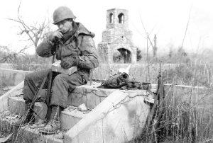 Kumwah - januar 1953