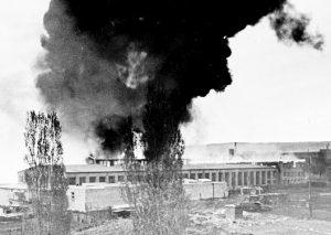 Osvaldgruppen stengte AS Per Kure i 1943