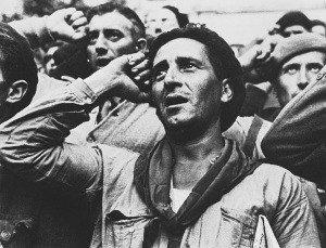 Borgerkrigen i Spania 1936-39